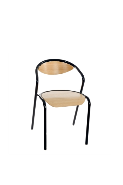 CASSIA CHAIR PLY SEAT AND BACK W