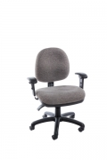 COMPUFORM TASK CHAIR MEDIUM BACK WITH ARMS W