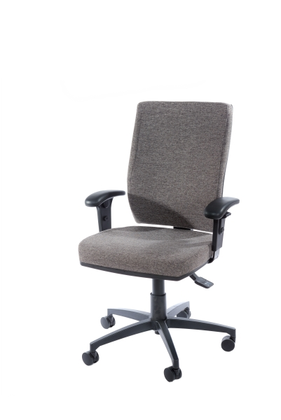 ECLIPSE TASK CHAIR HIGH BACK WITH ARMS W