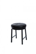 SMOKEHOUSE STOOL LOW UPHOLSTERED