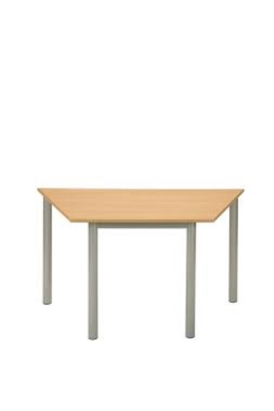 Emtek furniture trapezoid table for Trapezoid table