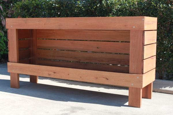 Fine Emtek Furniture Planter Box With Bench Seat Pabps2019 Chair Design Images Pabps2019Com